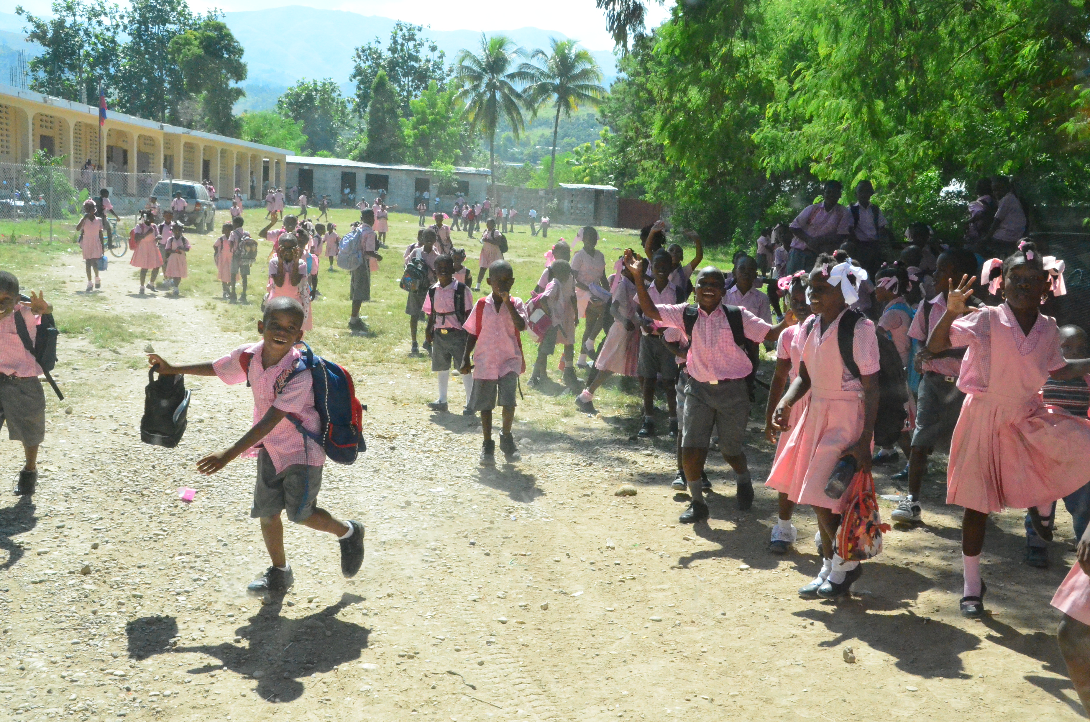 the Pelerin School