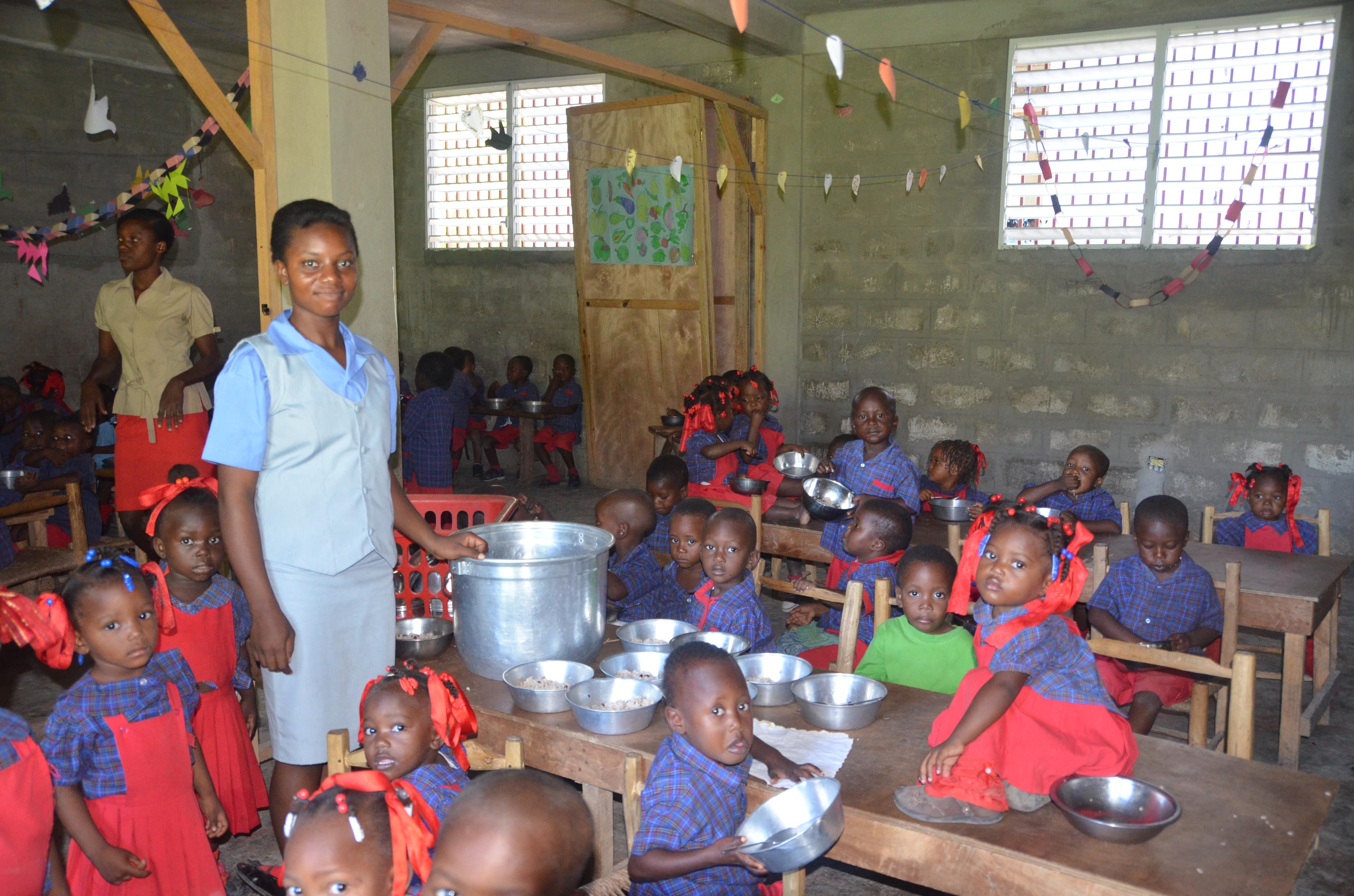 Elementary School in La Chapelle