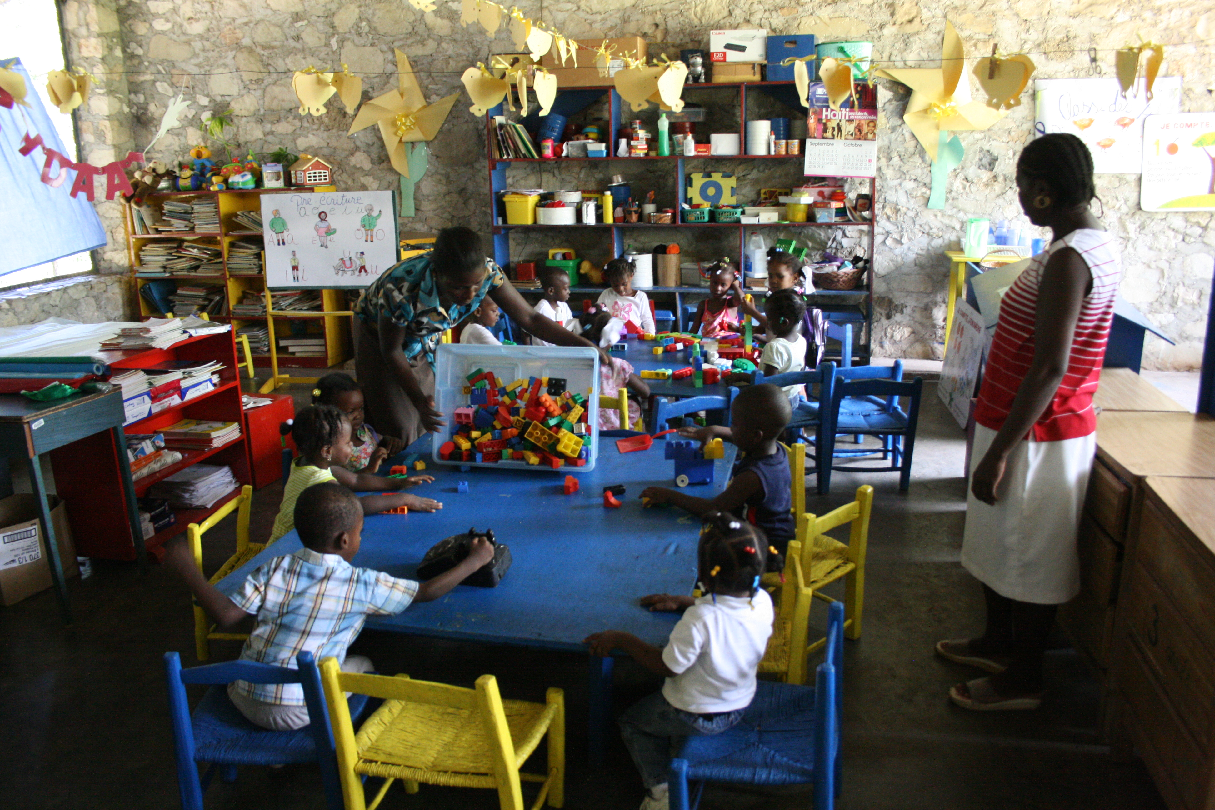 Ecole Flamboyant - Primary school